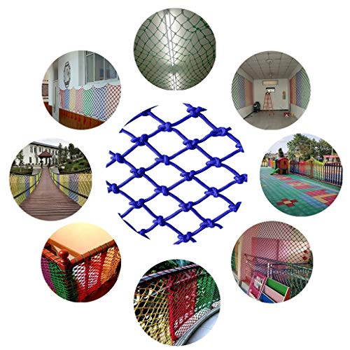 Buy WNSW Child Protection Net Safety Net Rope Net Anti Fall Net Children's Shatter Resistant Safety ...