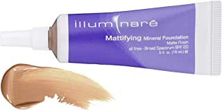 Illuminare Mattifying Mineral Foundation