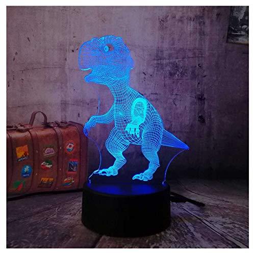 DM&F 3D Kinder Nachtlicht, Wiederaufladbare Nachtlicht, Kinder Erwachsene Tragbare Nachtlicht Schlafzimmer Nachttischlampe