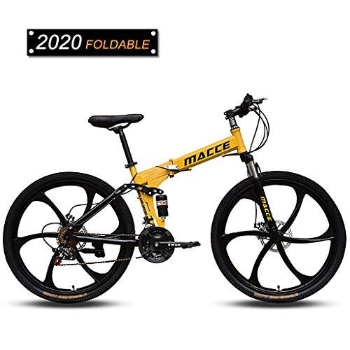 26 Pulgadas Bicicleta De Montaña Specialized Mtb Plegable