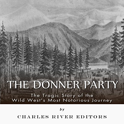 The Donner Party audiobook cover art