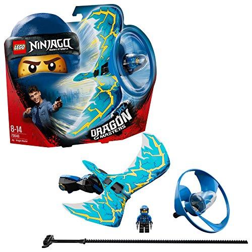 LEGO®NINJAGO® Drachenmeister Jay (70646) cooles Kinderspielzeug
