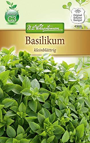 N.L. Chrestensen 4906 Basilikum kleinblättrig (Basilikumsamen)
