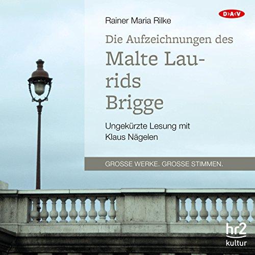 Die Aufzeichnungen des Malte Laurids Brigge Titelbild