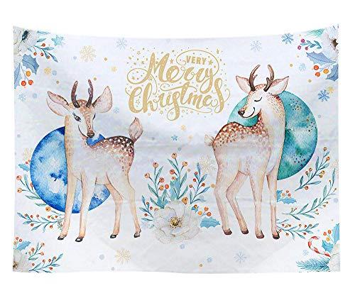 Wandtücher Goa,Weihnachten Wandteppich, Wandbehang Sandy Beach Throw Teppich Decke Camping Zelt Reise Yoga Matratze Mandala Wandteppiche 150x100cm
