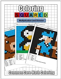 coloring squared multiplication
