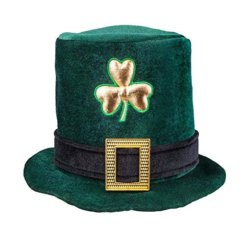 Boland 10117935 Chapeau St Patrick's Day Unisexe Adulte Taille unique
