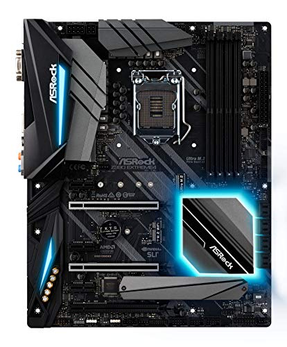 ASRock Intel Z390 チップセット搭載 ATX マザーボード Z390 Extreme4