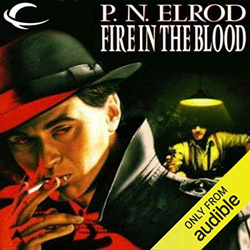Couverture de Fire in the Blood