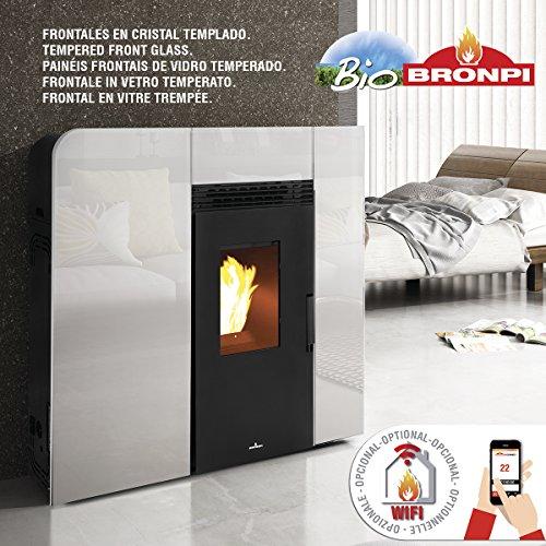 BRONPI Calefacción de pellets