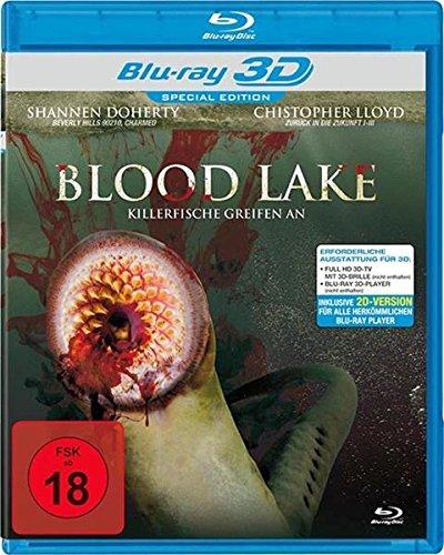 Blood Lake - Killerfische greifen an (Special Edition) [3D Blu-ray]