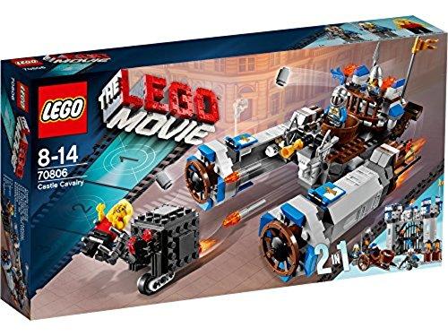 Lego The Movie - La caballería del Castillo (70806)