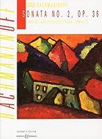 ラフマニノフ: ピアノ・ソナタ 第2番 変ロ短調 Op.36(1913年オリジナル版及び1931年改訂版合本)/ブージー & ホークス社