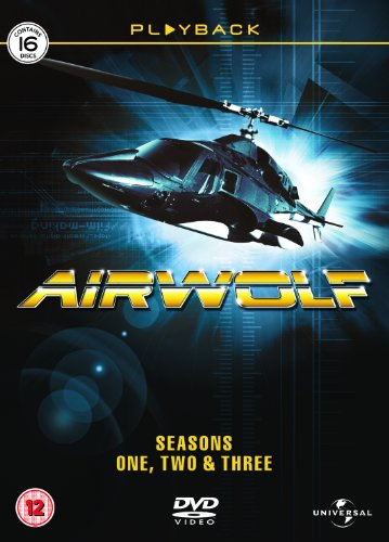 Airwolf - Series 1-3 - Complete