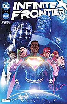 Infinite Frontier (2021) #1 (Infinite Frontier (2021-)) by [Joshua Williamson, Mitch Gerads, , Xermanico]