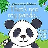 That's Not My Panda. Written by Fiona Watt (Usborne Touchy-Feely Books)