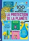 100 infos insolites sur la protection de la planète par Hall