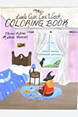 The Little Cape Cod Witch Coloring Book Paperback