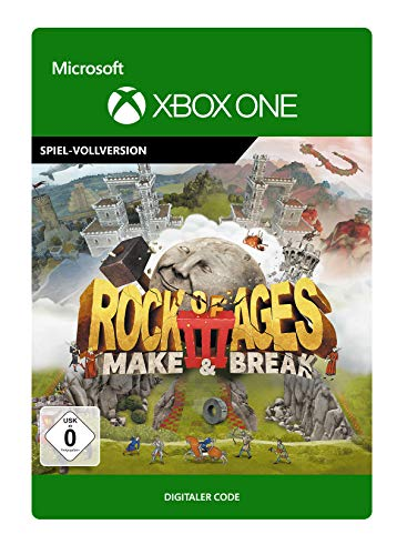 Rock of Ages 3 Make & Break | Xbox One - Download Code