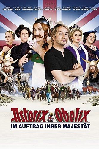 Asterix & Obelix: Im Auftrag Ihrer Majestät [dt./OV]