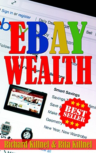 Amazon Com Ebay Business Ebay Wealth How Anyone Can Earn Money And Build Extreme Wealth On Ebay How To Make Money From Home How To Make Money Online Ebay Selling A Success