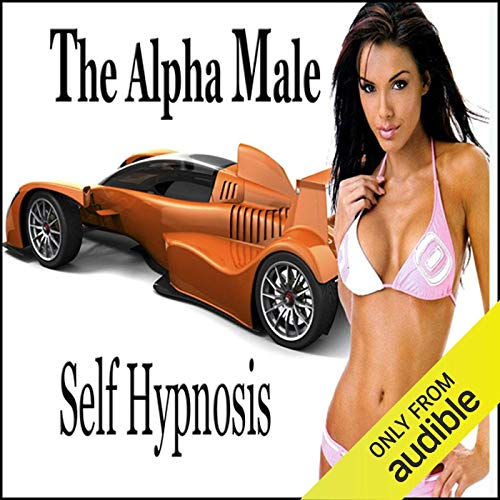 Alpha Male Self-Hypnosis Collection Titelbild