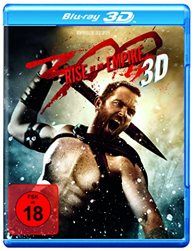 300: Rise of an Empire [3D Blu-ray]