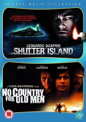 Shutter Island / No Country Fo [Edizione: Regno Unito] [Reino Unido] [DVD]