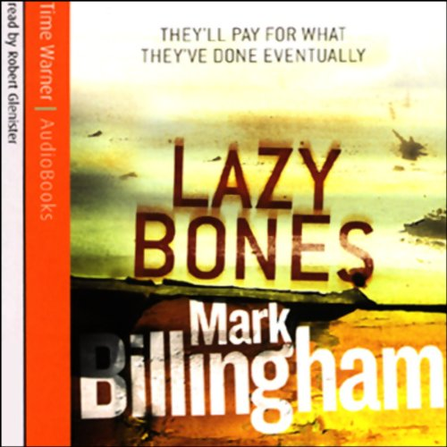 Lazybones cover art
