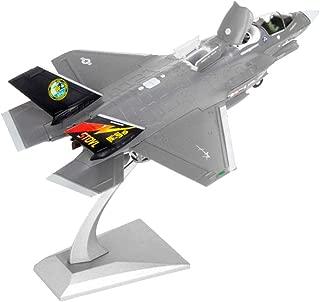 Hellery 1:72 F-35B II Atacante Aviones American Diecast Militar Aviones Colección Artesanía