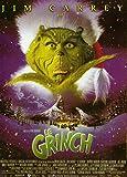 Der Grinch–Jim Carrey–116x 158cm zeigt