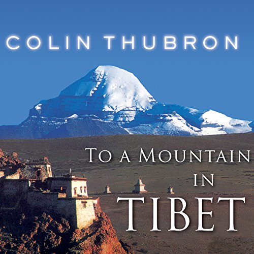 To a Mountain in Tibet audiobook cover art
