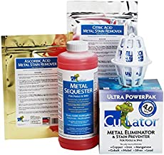 Periodic Products PER-MSEK-1 No-Drain Metal Stain Eliminator Kit for Pools and Spas