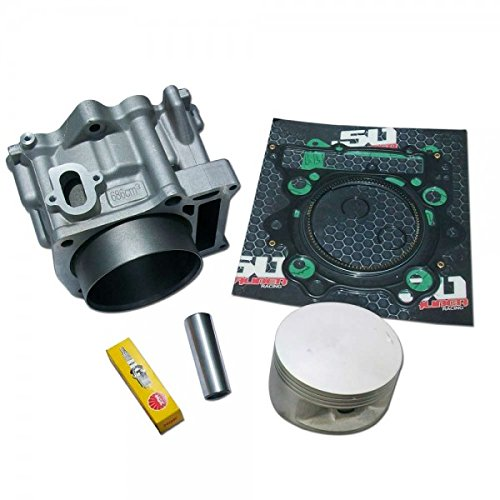 686cc Big Bore Top End Cylinder Kit for Yamaha Rhino 660 2004-2007 - Also Fits Grizzly and Raptor! [4449-A7]