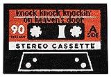 Felpudo Cassette welcome - Felpudo entrada casa antideslizante 40...