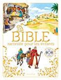 La Bible racontée pour les enfants +CD +flashcode