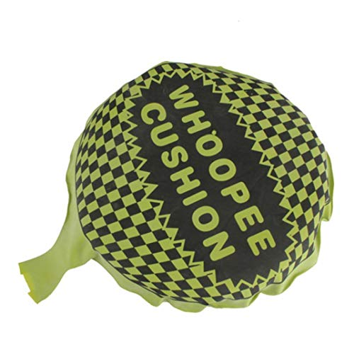 Bongles Cojín Whoopee Autoinflable Juguete Niños Y Adultos Pedo Broma Juguete Autoinflable