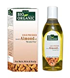 Indus Valley Remedies Pure, Natural ColdPressed Sweet Almond Oil for Hair & Skin