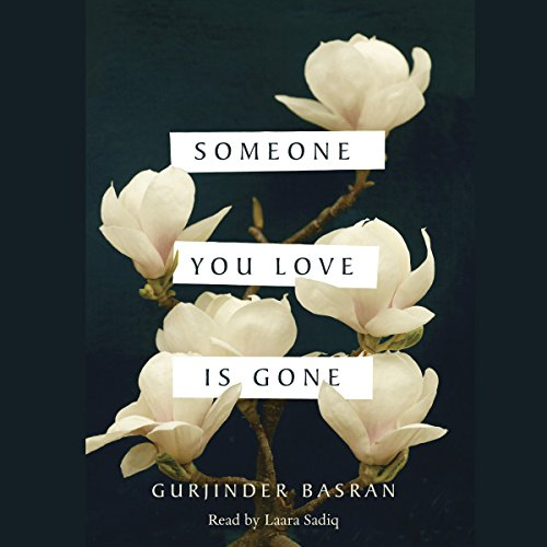Someone You Love Is Gone audiobook cover art