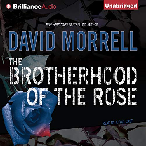 The Brotherhood of the Rose audiobook cover art