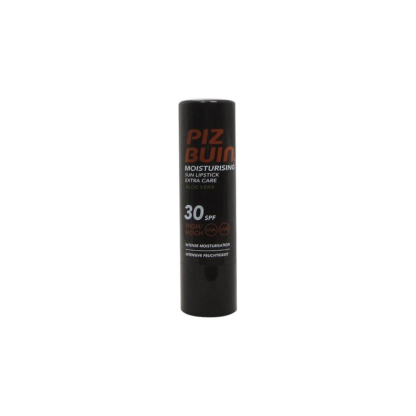 サポート分析的改善するPiz Buin Lipstick Spf 30 Moisturising With Aloe Vera5g [並行輸入品]