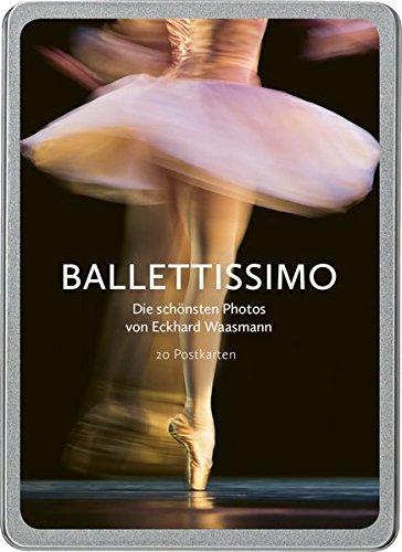 Ballettissimo: Die schönsten Photos von Eckhard Waasmann