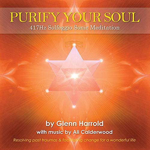 417hz Solfeggio Meditation cover art