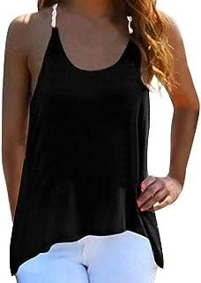 Amazon.es: Petite Camisetas, tops y blusas Mujer: Ropa
