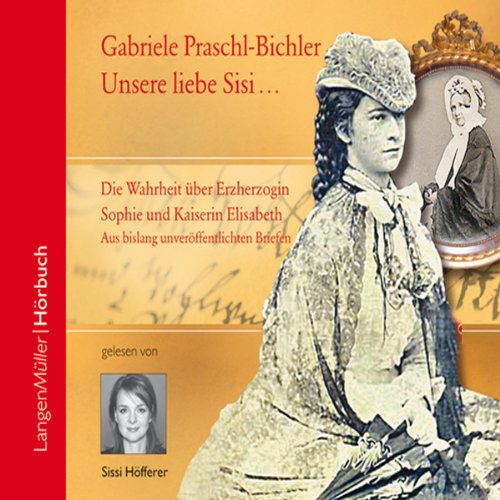 Unsere liebe Sisi cover art