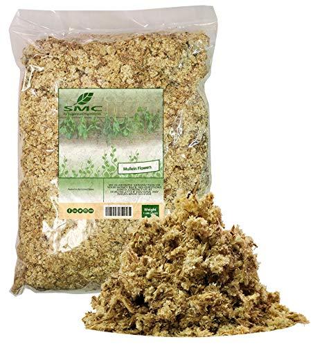 Mullein Flowers 1 Pound Bulk Bag-Verbascum Thapsus-16 OZ