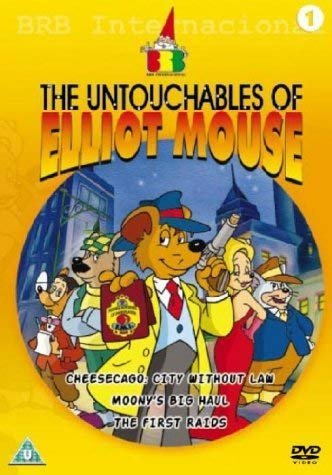 The Untouchables Of Elliot Mouse - Vol. 1
