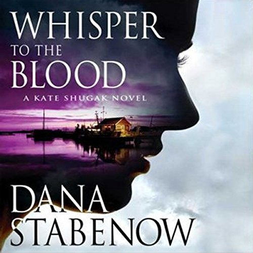 Whisper to the Blood audiobook cover art