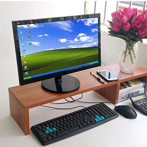 Dubbele weergave, vergroting van het bureau, geheugenuitbreiding rack voor laptop printer faxapparaat computer TV A 80x C 80x20x15 cm