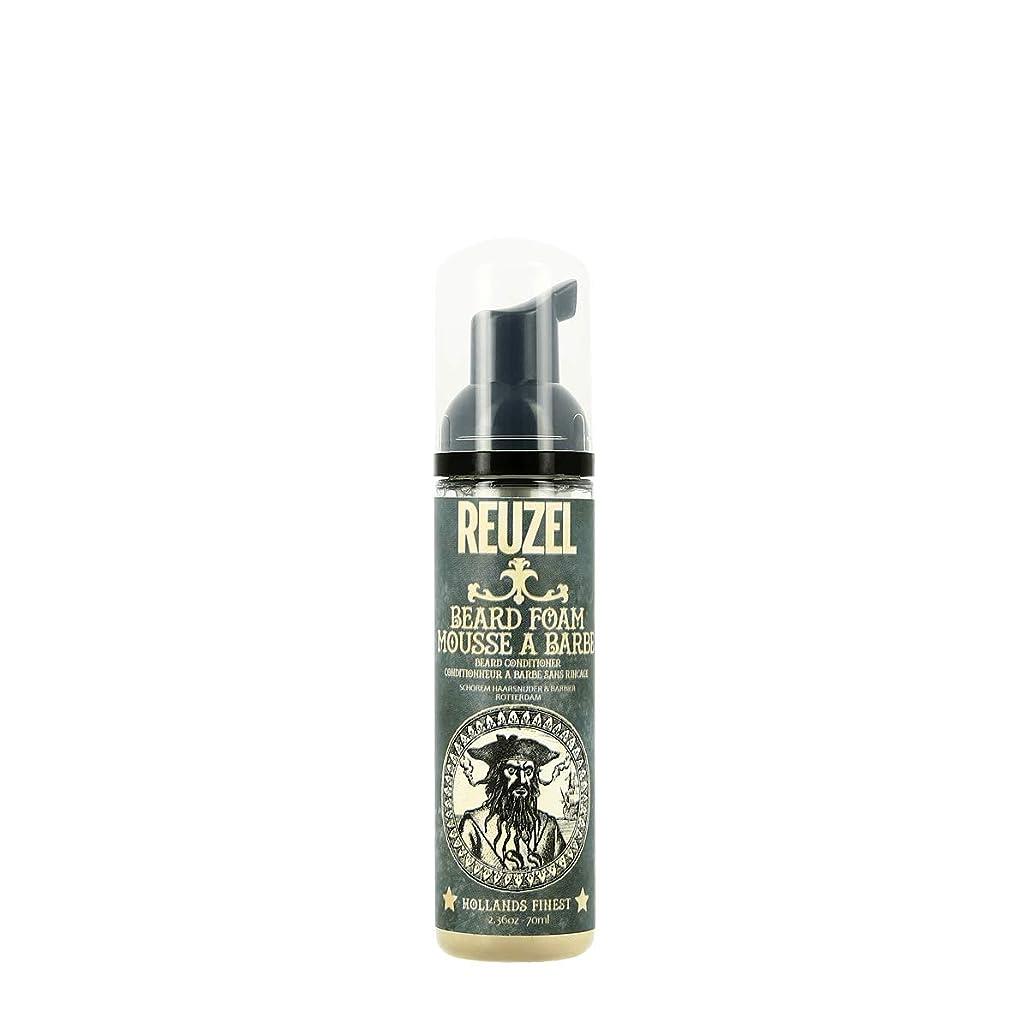 流行している量で男ルーゾー Reuzel Beard Foam - Beard Conditioner 70 ml [並行輸入品]